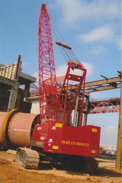 Fushun 80T Crane