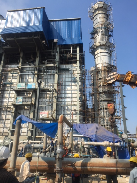 HAPBCO WHRP - waste heat recovery plant solutions in india